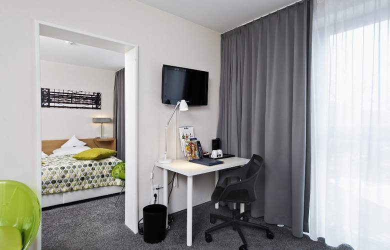Tryp by Wyndham Frankfurt - Room - 10