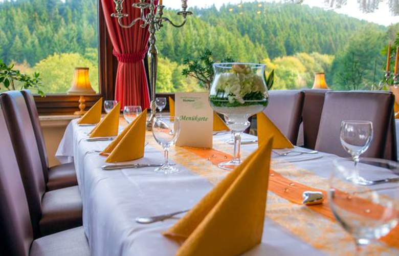 Waldhotel - Restaurant - 2