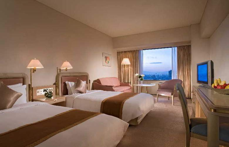 Swissotel Nankai Osaka - Room - 3