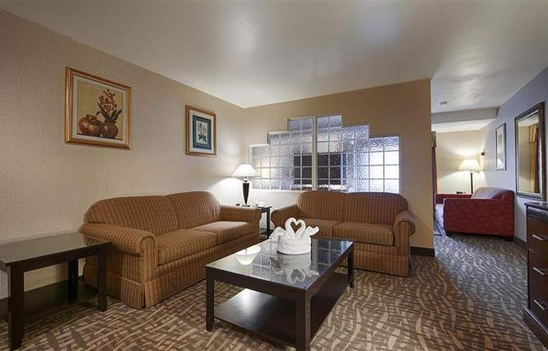 Best Western Plus High Sierra Hotel - Room - 131