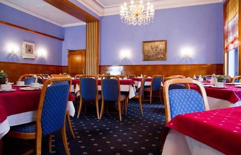 Amberger Top Hotel - Restaurant - 17