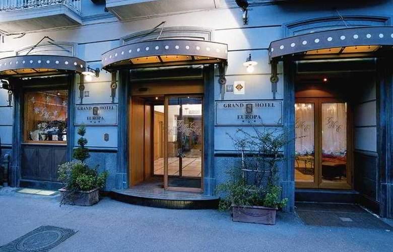 Grand Hotel Europa - Hotel - 0