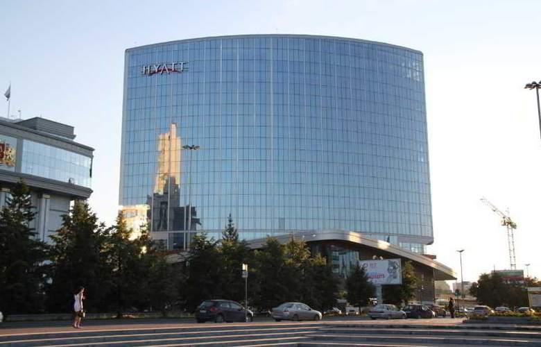 Hyatt Regency Ekaterinburg - Hotel - 6