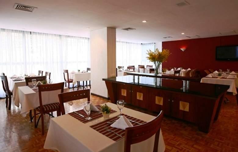 Slaviero Suites Curitiba - Hotel - 5