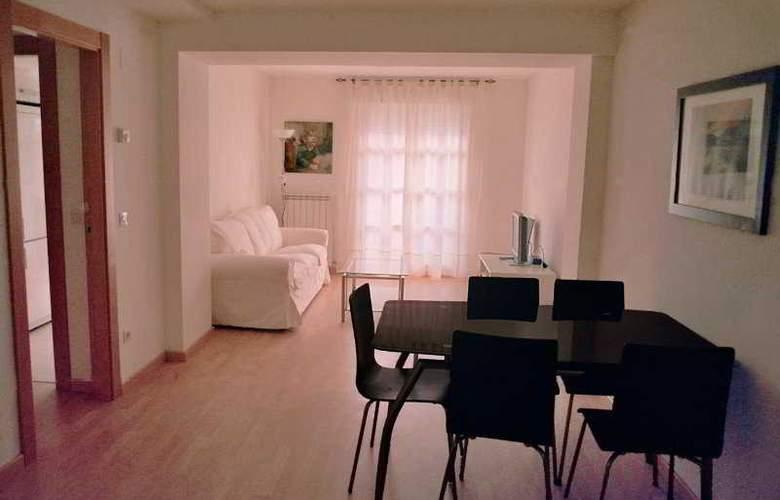 Auhabitat Zaragoza apartamentos - Room - 4