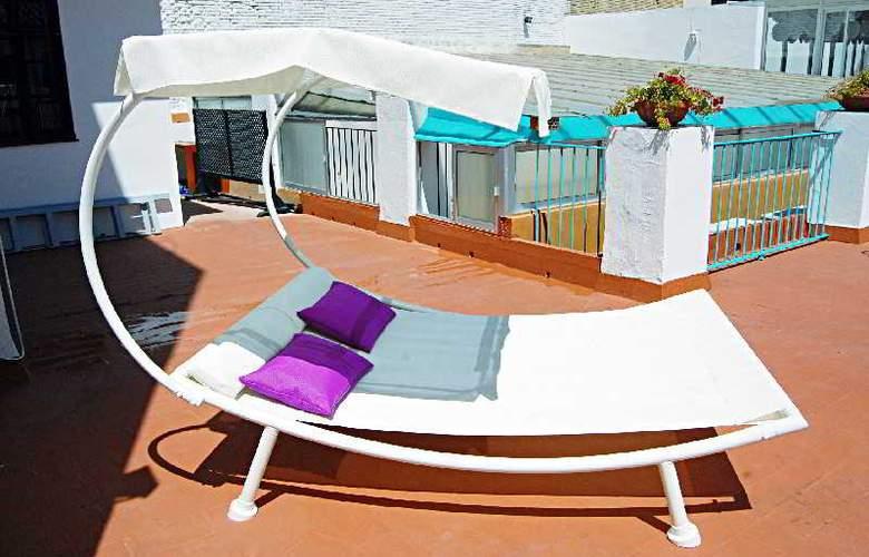 Casual Sevilla de las Letras - Terrace - 64