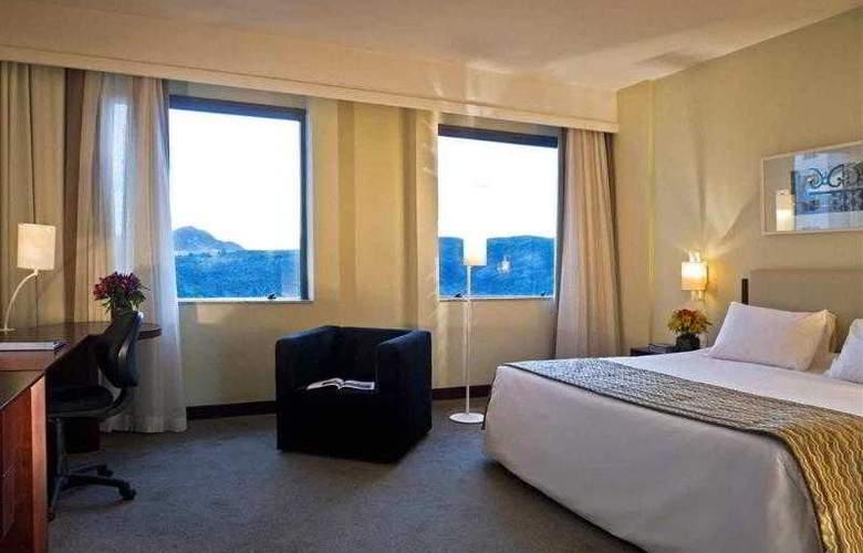 Caesar Business Belo Horizonte Belvedere - Hotel - 12