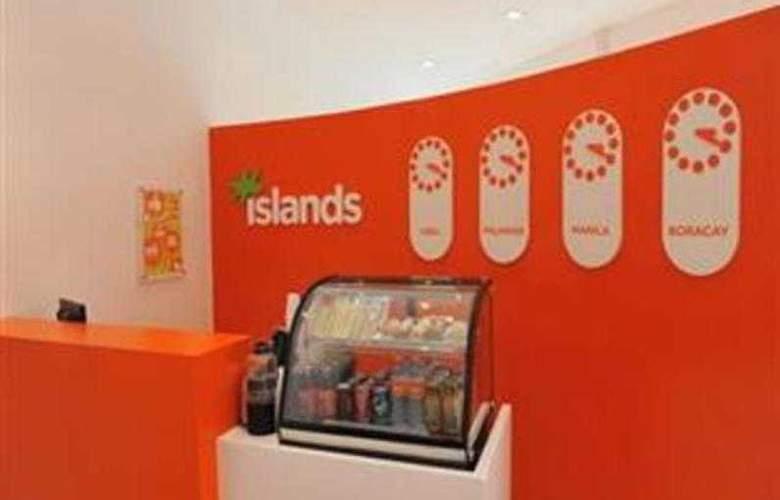 Island Stay Hotel Puerto Princesa - Restaurant - 11