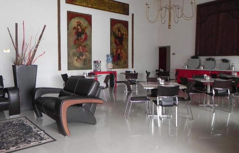 Hotel Zar Queretaro - Restaurant - 18