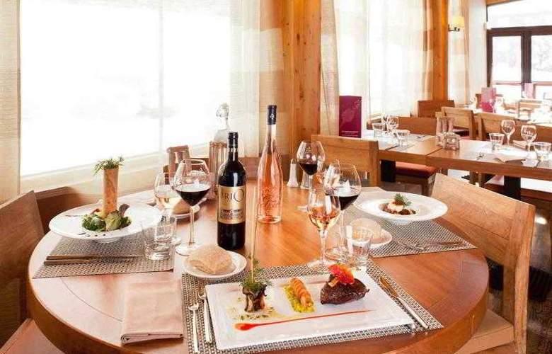 Mercure Chamonix les Bossons - Restaurant - 73