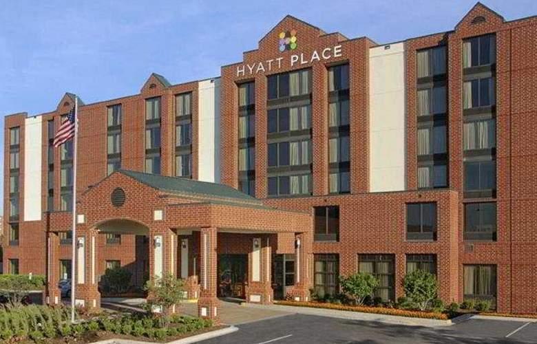 Hyatt Place Tampa/Busch Gardens - Hotel - 0