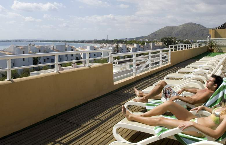 Caprice Alcudia Port by Ferrer Hotels - Terrace - 19