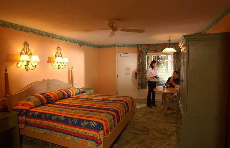 Disney's Caribbean Beach Resort - Room - 4