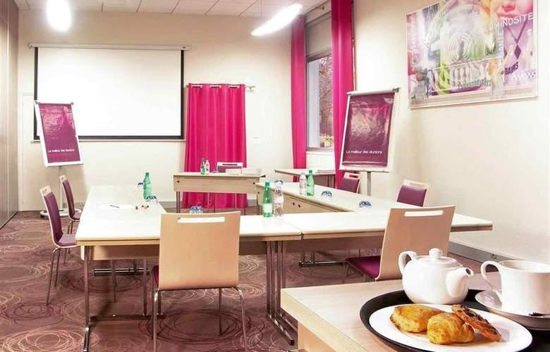 Mercure Lyon Charbonnieres - Conference - 34