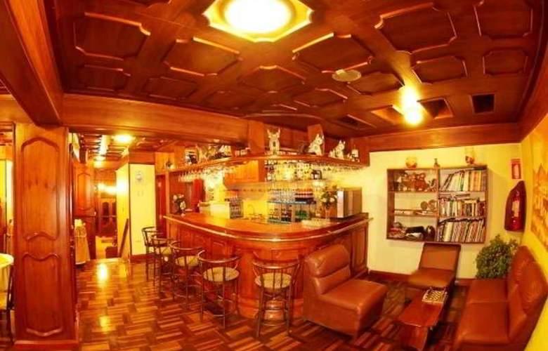 Mabey Cusco Palacio Imperial - Bar - 5
