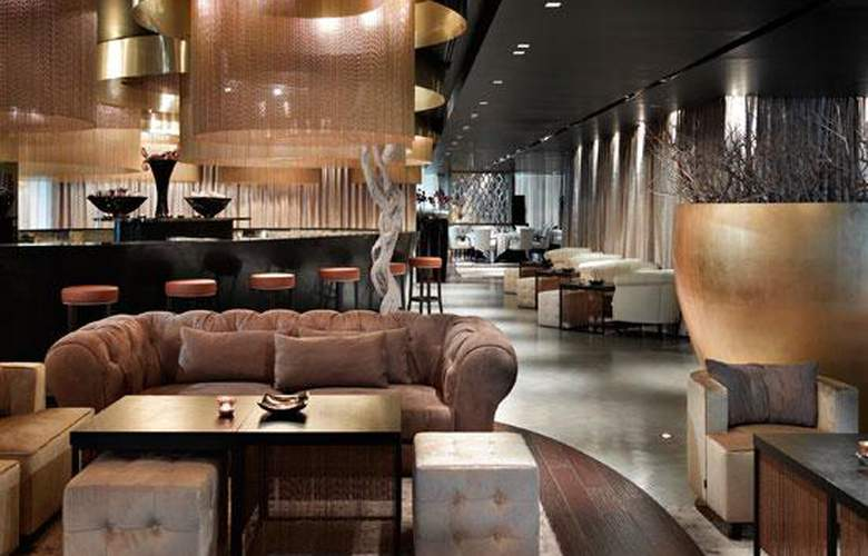 The Canvas Hotel Dubai MGallery By Sofitel - Restaurant - 19