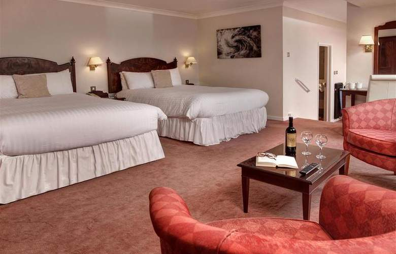 Best Western Bentley Leisure Club Hotel & Spa - Room - 2