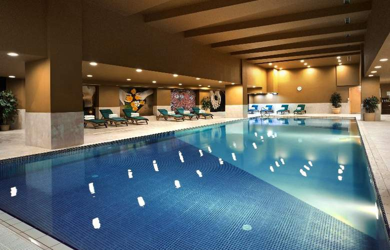 Intercontinental Malta - Pool - 6
