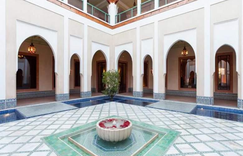 Les Jardins de Agdal Hotel & Spa - Hotel - 5