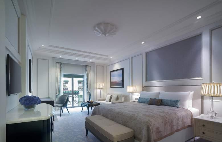 Shangri La Bosphorus Istanbul - Room - 20