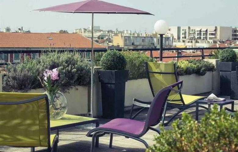 Mercure Nice Centre Grimaldi - Hotel - 8