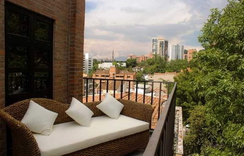 Art Hotel Medellin - Room - 4