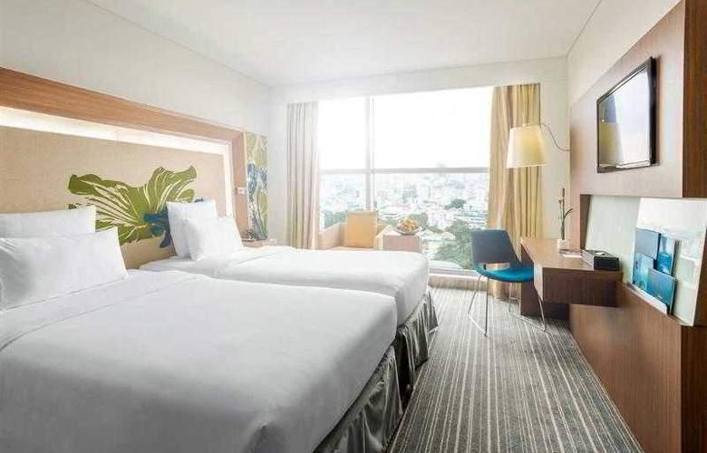 Novotel Saigon Centre - Hotel - 10
