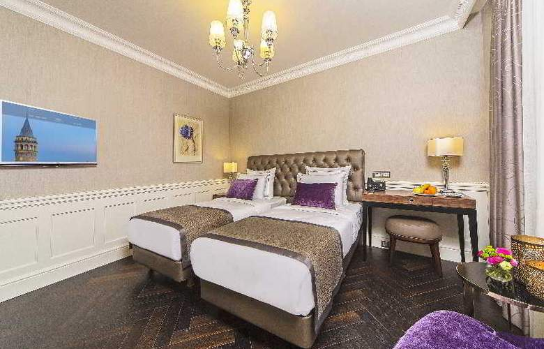 Meroddi Bagdatliyan Hotel - Room - 12