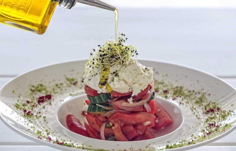 Ostraco Luxury Suites - Restaurant - 25