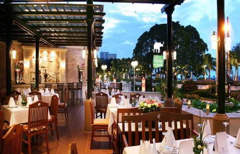 Siam Bayshore Resort - Restaurant - 18