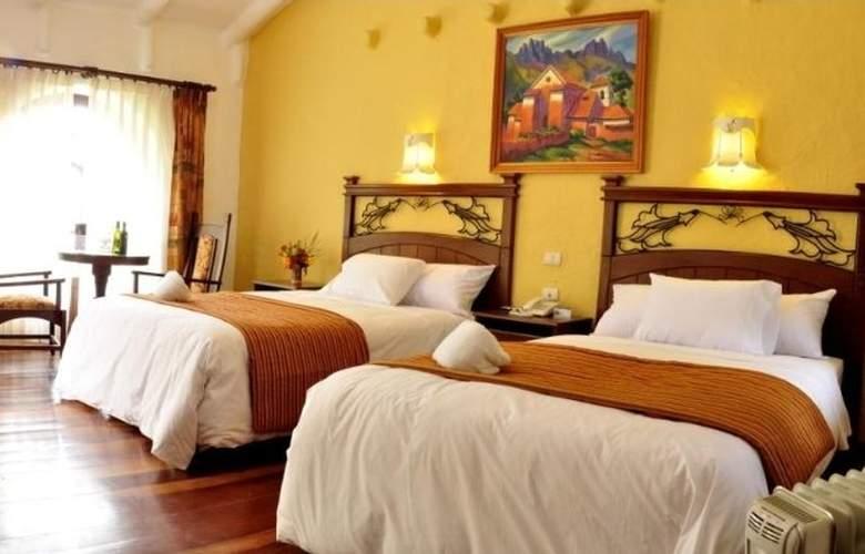 La Hacienda Del Valle - Room - 9