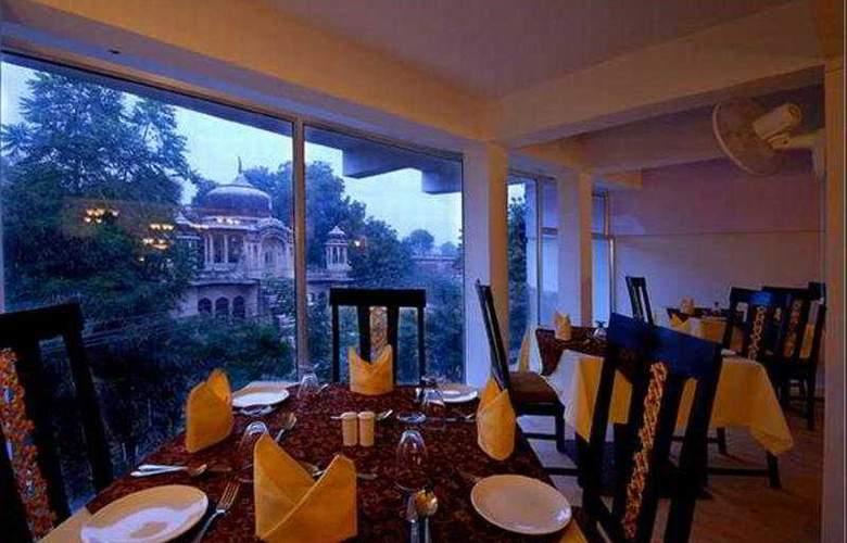 The Grand Haveli and Resort - Restaurant - 7