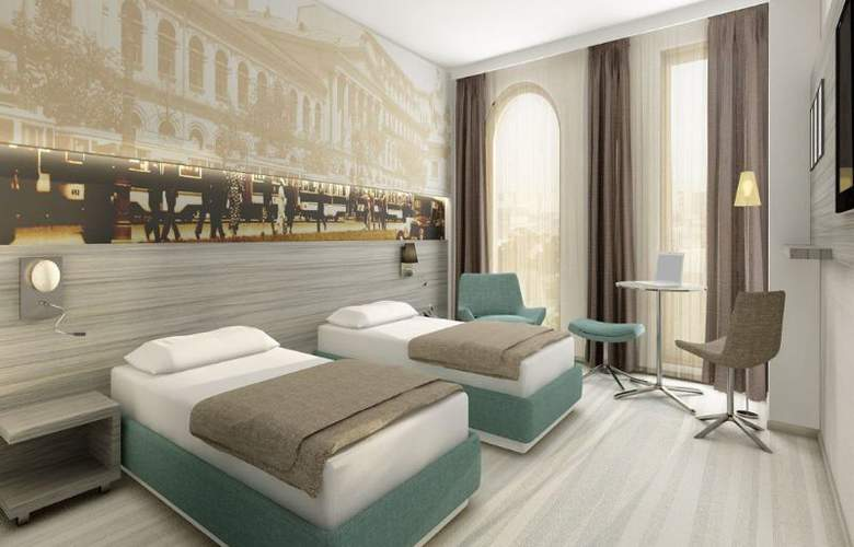 Mercure Bucharest City Center - Room - 10