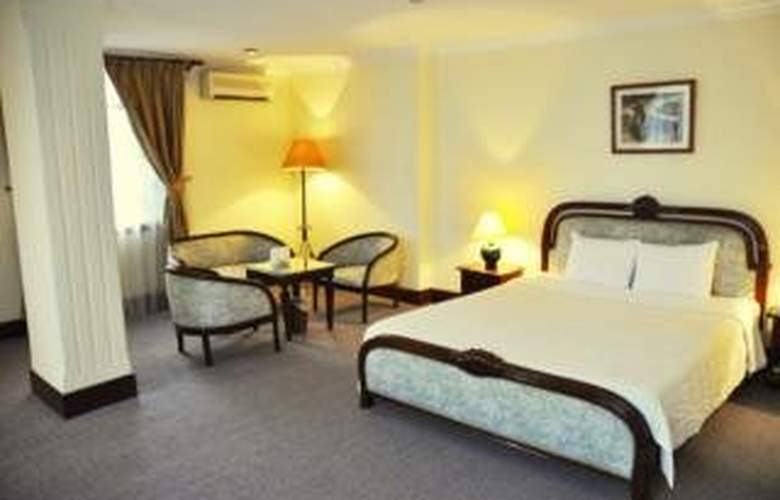 Golden Key Hotel - Room - 2
