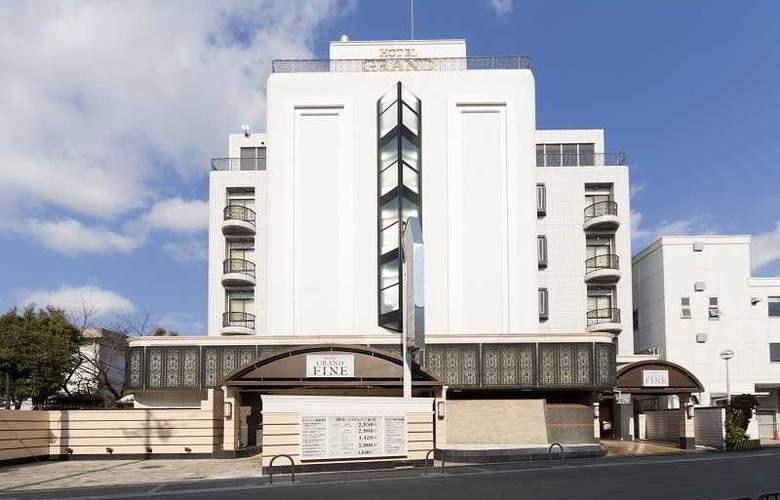 Hotel Grand Fine Toyonaka Minami - Hotel - 3