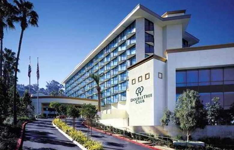 Doubletree Club Hotel San Diego - Hotel - 4