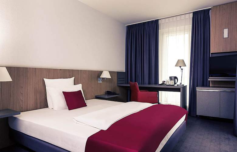 Mercure Hamburg Mitte - Room - 2