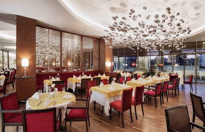 The Sense De Luxe - Restaurant - 34