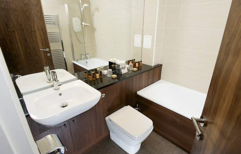 The Knight Residence Serviced Apartments - Room - 3