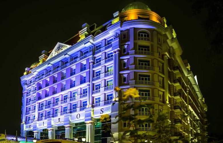 Rixos Almaty - Hotel - 9