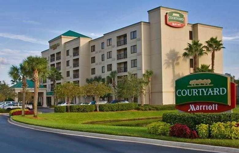 Courtyard Jacksonville Butler Boulevard - Hotel - 0