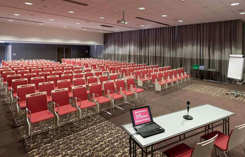 Mercure Grand Hotel Grenoble President - Conference - 65