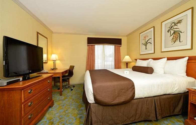Best Western Plus Executive Suites - Room - 34