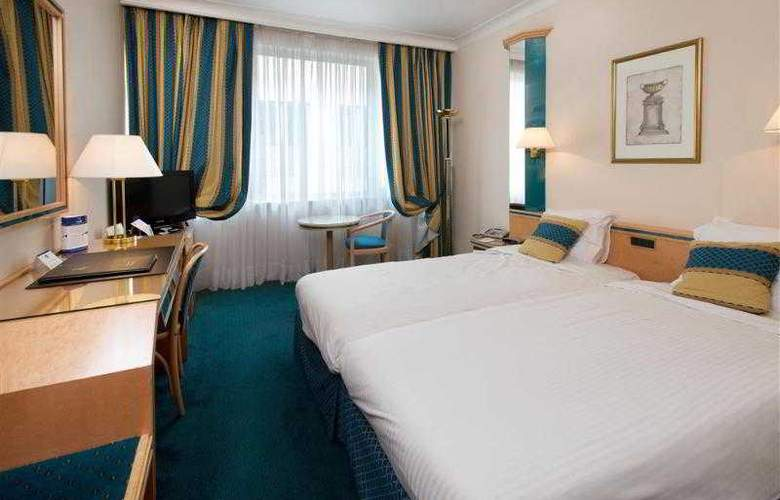 Best Western Royal Centre - Room - 7