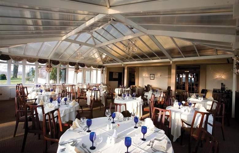 Best Western Dryfesdale - Restaurant - 368