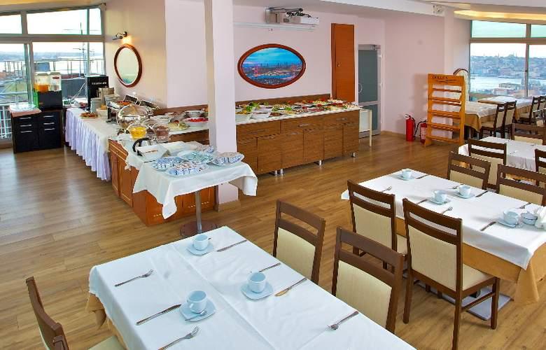 Villa Zurich - Restaurant - 18
