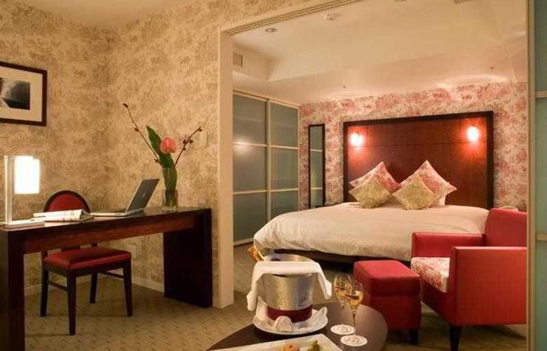Mercure Hotel Ginza Tokyo - Room - 2