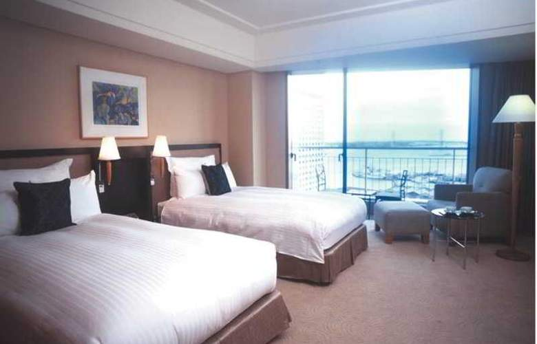 Pan Pacific Yokohama Bay Hotel Tokyu - Hotel - 13