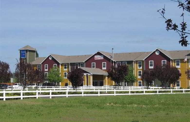 Best Western Woodburn - Hotel - 26