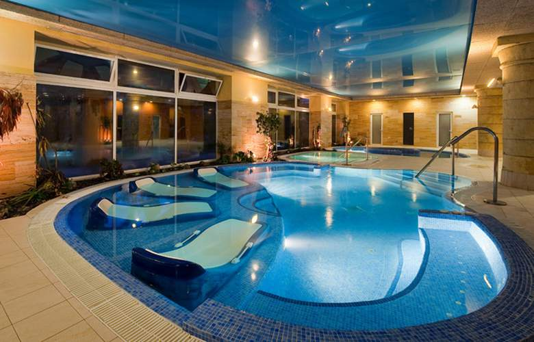 Elba Estepona Gran Hotel & Thalasso Spa - Spa - 27